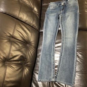 NWT Maurices slim-boot jeans, regular,  size 0